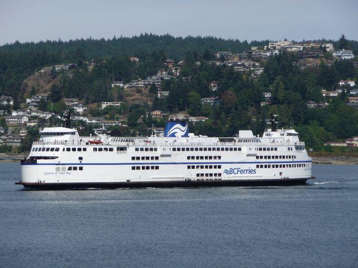 BC Ferries, Nanaimo