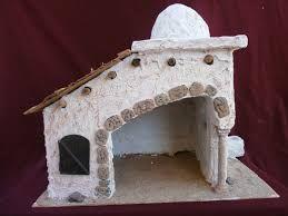 Resultado de imagen para moldes para casas pesebres para recortar