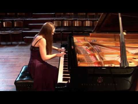 (Sibelius Romance Opus 24 No.9) This is the best video on youtube for this song! I spent hours looking for something as good as this! If you want the full effect of this song you must watch how Tia plays it! She's AMAZING