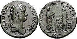 Sestrerzio ca 117-130 d.c.