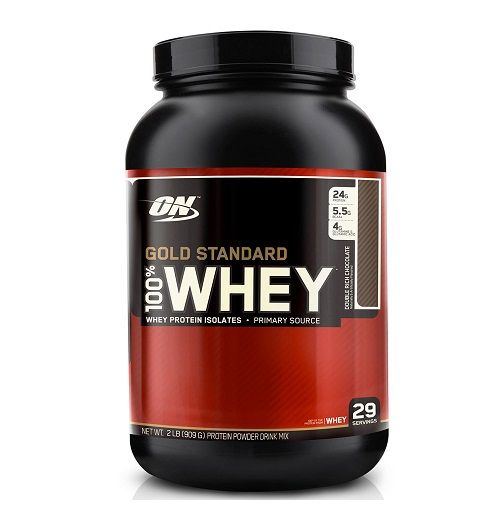 De beste whey van dit moment?  http://www.fitsociety.nl/optimum-nutrition/gold-standard-whey-proteine-voedingssupplement/