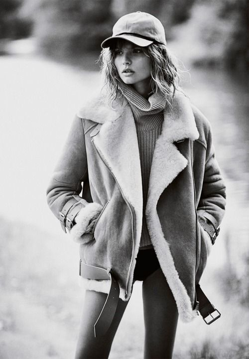Magdalena Frackowiak by Emma Tempest for Mixt(e) Fall/Winter 14/15.