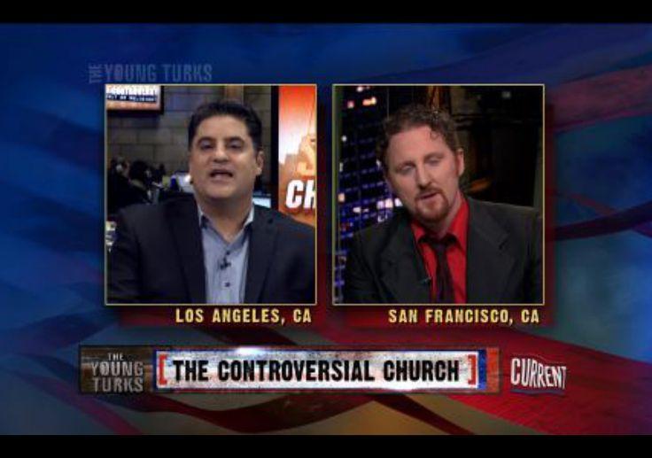 L. Ron Hubbard's great-grandson: Scientology is a brainwashing
