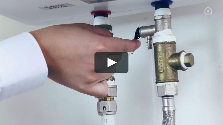 Ariston Shape - Water Heater Installation Guide [PT-BR]