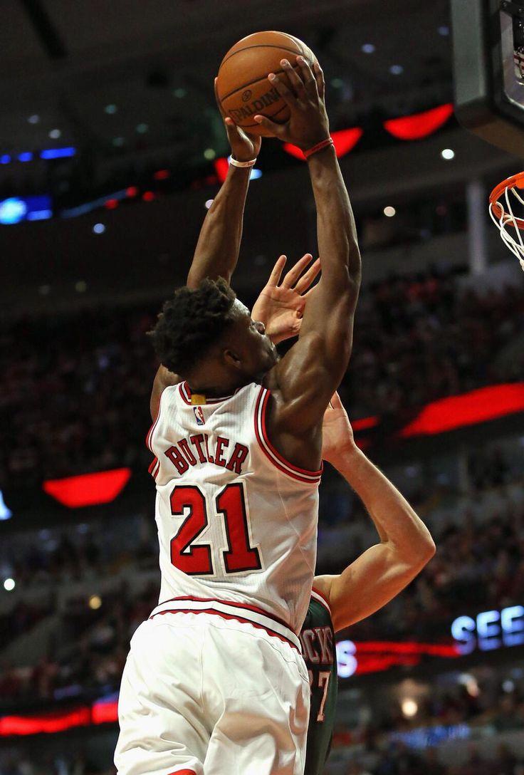 Jimmy Butler - CHI Bulls