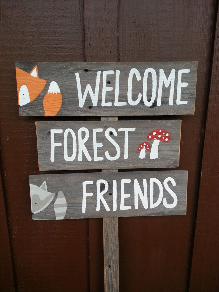 Welcome Forest Friends Sign Baby Shower Signs Forest Animals Fox Raccoon Mushrooms Woodland Woodlands Rustic Baby Decorations Deer Gift by BeBraveLittleOne on Etsy https://www.etsy.com/listing/459224884/welcome-forest-friends-sign-baby-shower