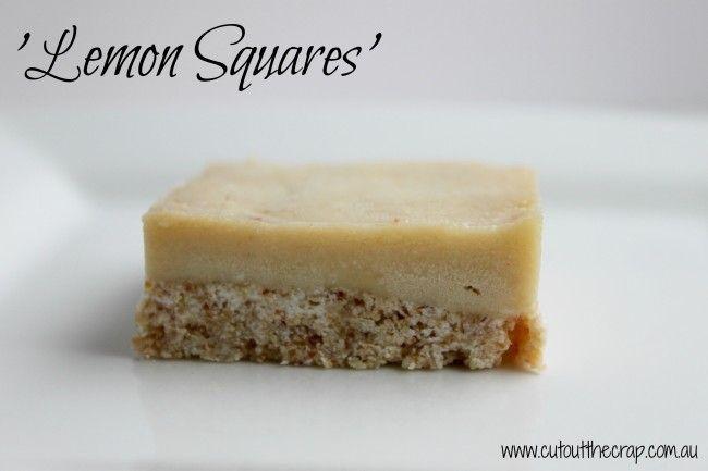 Lemon Squares - 1