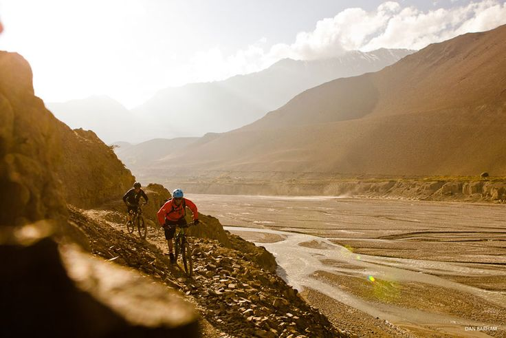 Out on the trail - Seb Kemp - Nepal