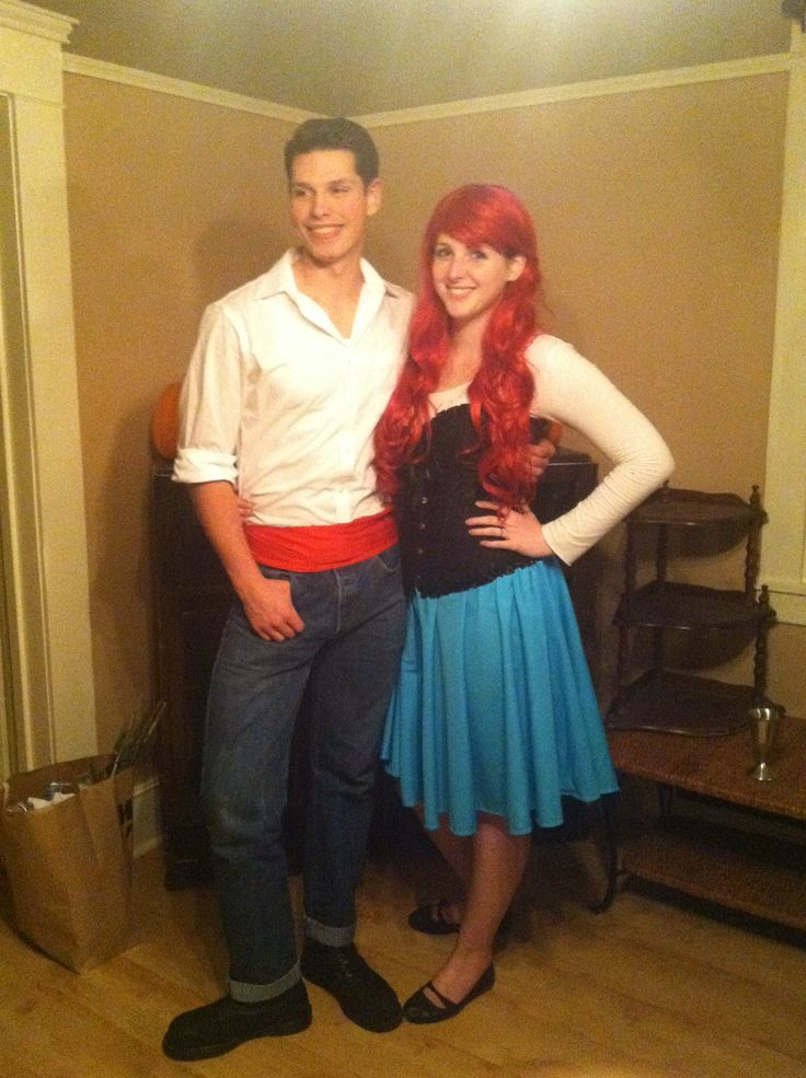 Best 25 little mermaid costume adult ideas on pinterest mermaid disneys little mermaid ariel and eric costumes costumes solutioingenieria Image collections