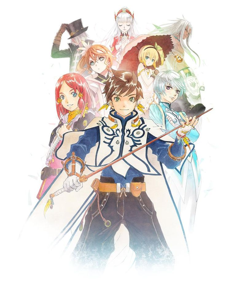 Tales of zestiria. I can't wait to play this game!!!
