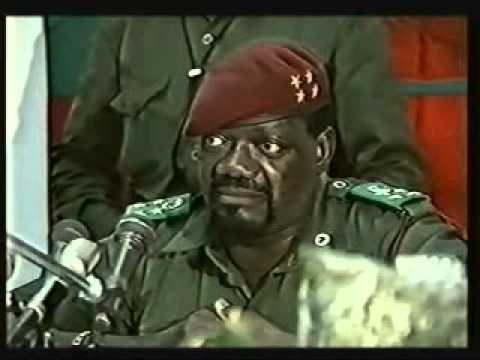 Dr. Jonas Malheiro Savimbi, Entrevista Huila.