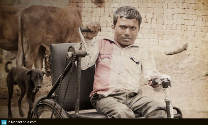 The Differently Abled People: They Too Have Equal Rights Of Space