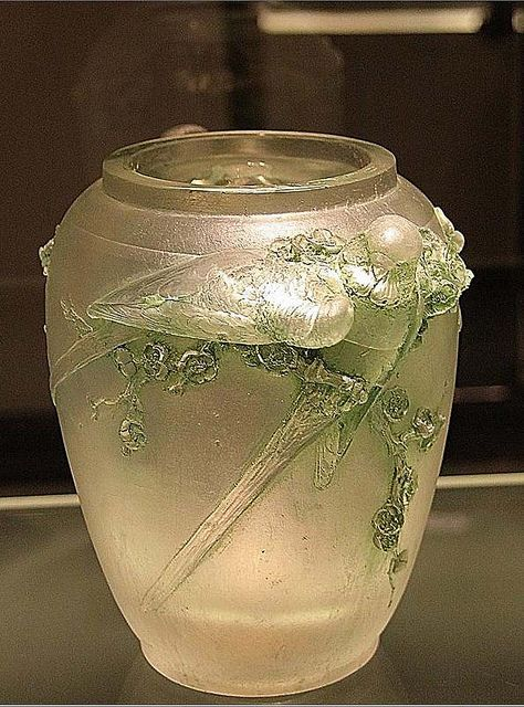 17 Best Images About Lalique On Pinterest Glass Vase Frosted Glass And Museums