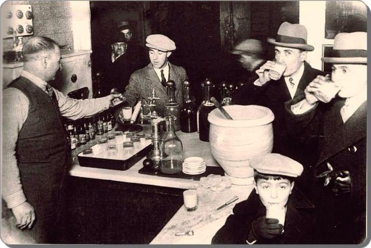 1930larda Boza Keyfi #Vefa #istanlook
