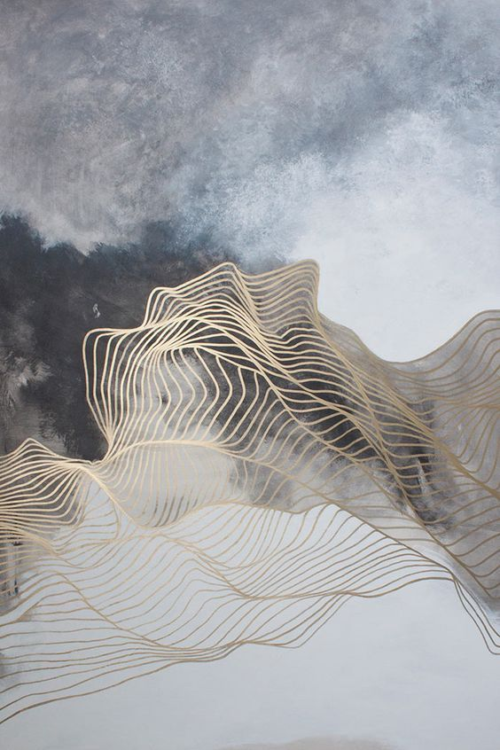 Tracie Cheng's Ethereal Abstract Paintings: