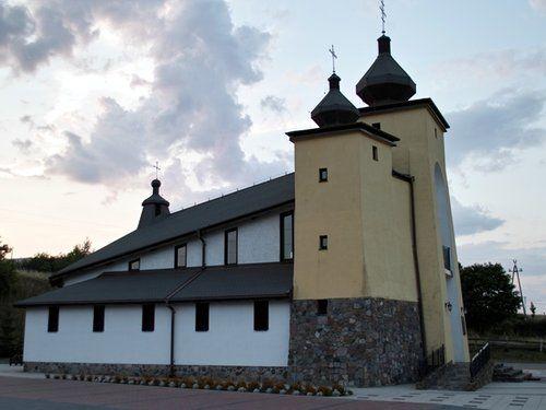 Cerkiew Greckokatolicka Sw.Jozefata, Kruklanki, Poland