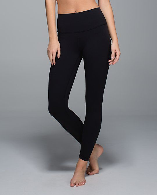 High Times Pant - High rise, tight fit, 7/8-length. $88 - Feb 2015