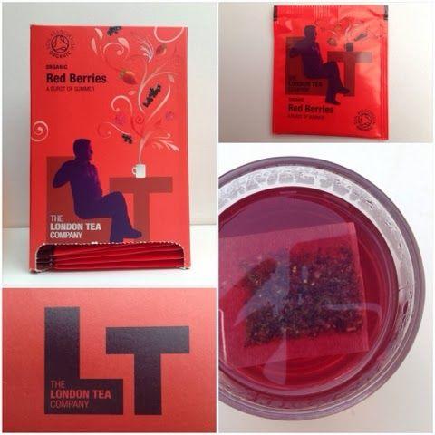Red Berries // The London Tea Company