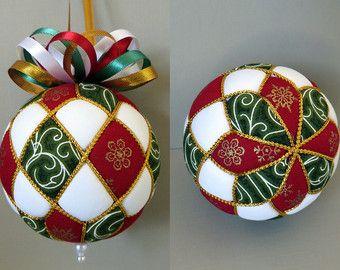 Navidad adornos Tutorial patrón instrucciones por OrnamentDesigns