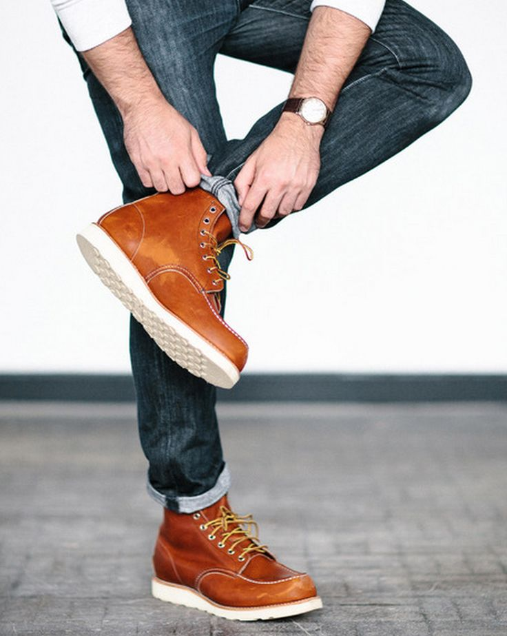 732 best Red Wing Shoes images on Pinterest
