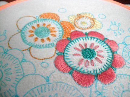 Free patterns for beginning stitchers