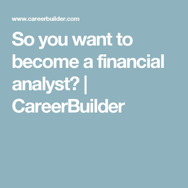The 25+ best Financial analyst ideas on Pinterest Accounting - analyst cover letter