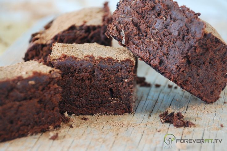 Flourless Chocolate Brownie | Paleo | Pinterest