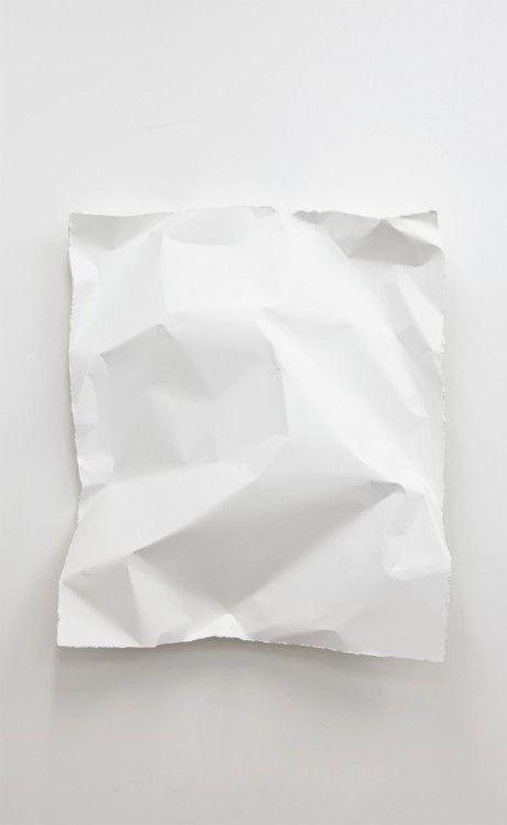 White Sheet of Paper | weissesrauschen |