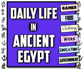 151 best ancient civilizations images on pinterest history ancient egypt daily life experience 5 areas of life in ancient egypt fun fandeluxe Images