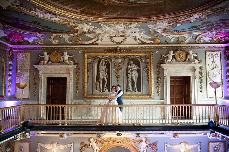 An Elegant Moor Park Mansion Wedding In Hertfordshire