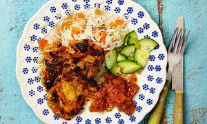 The weekend cook: put sunshine on a plate this mango season – Thomasina Miers' recipes | Life and style | The Guardian