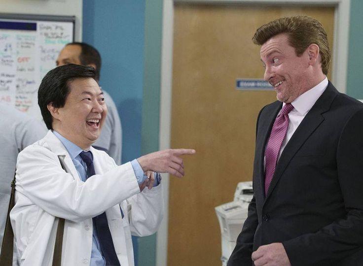 'Ken Jeong & Rhys Darby on Dr. Ken'