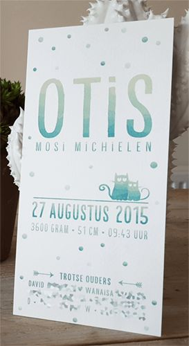 letterpress-geboortekaartje-jongen-Otis