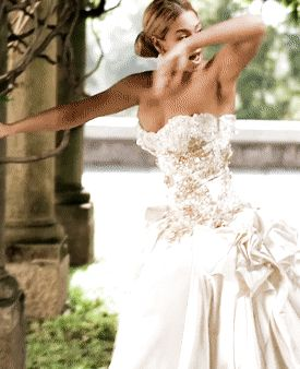 Beyonce Best Thing I Never Had Music Video Wedding Dresses