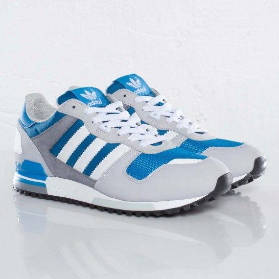 size 40 c36ca aca0a ... canada adidas originals zx 700 pool white clear grey 9a657 ccac3