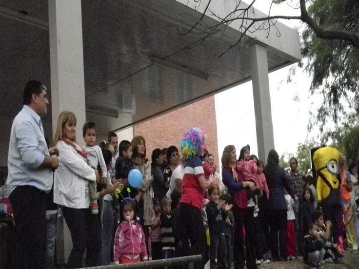Pertenecen al nivel secundario del Colegio del Carmen y San José