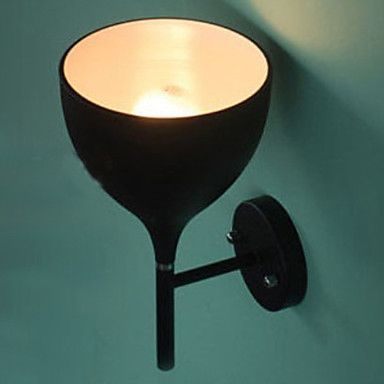 60W Retro wandlamp met metalen Goblet Shade Up Rotaliana Drink – EUR € 60.16