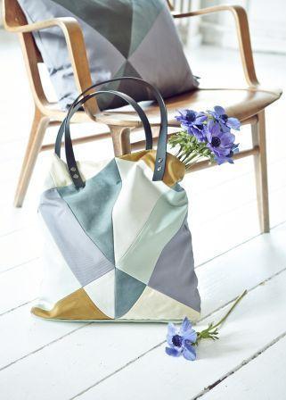 Place de Bleu, Shopping Bag /Tote