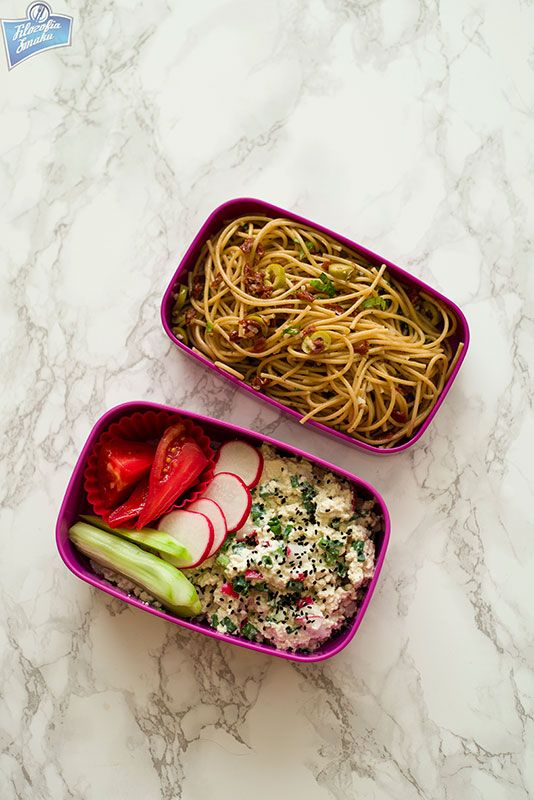 Healthy lunchbox recipes