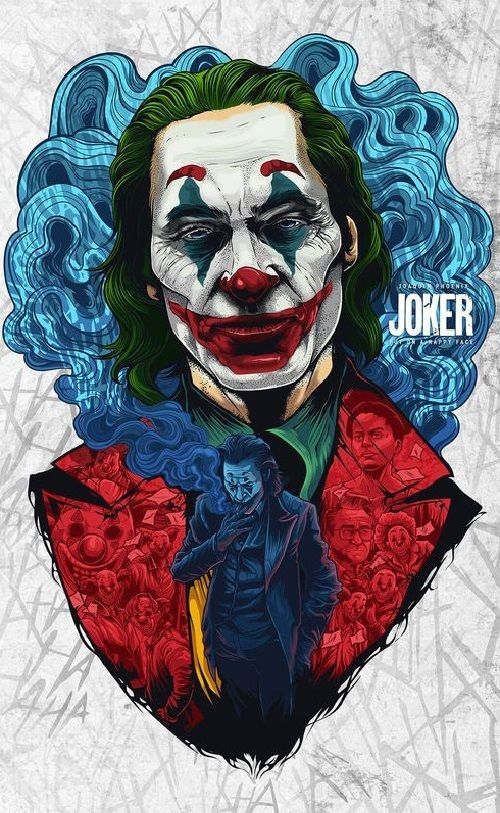 Gambar Joker Kartun Joker Hd Wallpaper Joker Art Batman Joker Wallpaper Cool joker hd wallpaper images