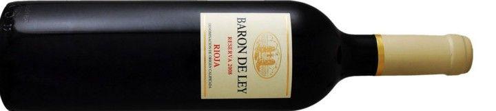 Barón de Ley Reserva 2008: Spanischer Rioja Rotwein (20 Monate Barrique) für nur 8,95 Euro* je Flasche:   http://weinebilliger.de/baron-de-ley-reserva-2008-spanischer-rioja-rotwein-fuer-nur-895-euro-je-flasche/