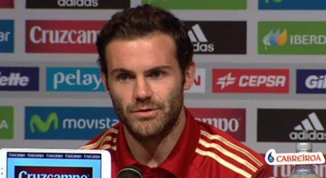 """Mata sobre Costa: """"El fútbol inglés le viene muy bien pero todavía es del Atlético"""" - ABC"""