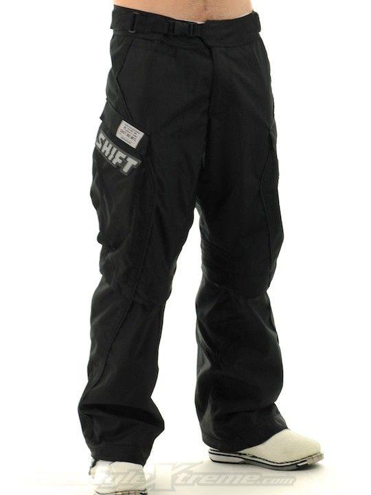 Image 0: Pantalon Motocross Shift 2013 Recon Noir