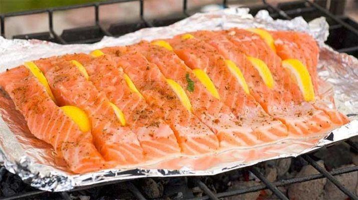 На любой вкус: вы можете экспериментировать, каждый раз радуя близких вкуснейшей рыбкой собственного приготовления.