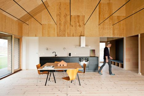 Brick House by Leth and Gori