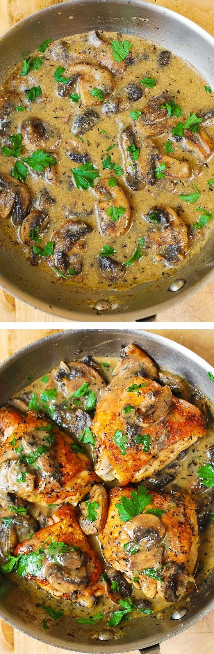 how to cook tender chicken thighs