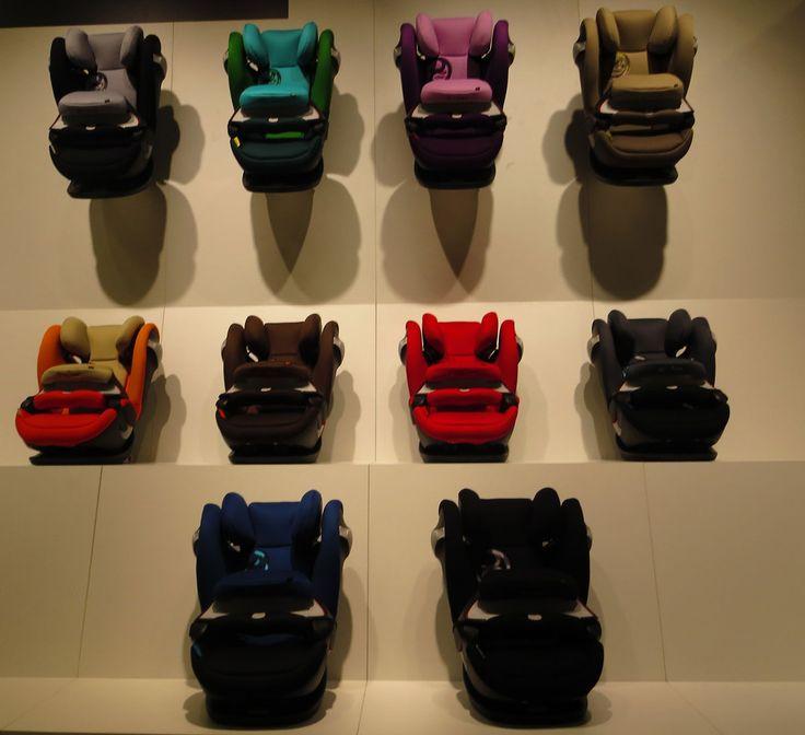 Cybex Pallas M-Fix è il seggiolino auto di Cybex collezione 2015, omologato per bambini da 9 a 36 kg , con airbag laterali regolabili, ganci isofix e cusinotto anteriore regolabile con una sola mano.