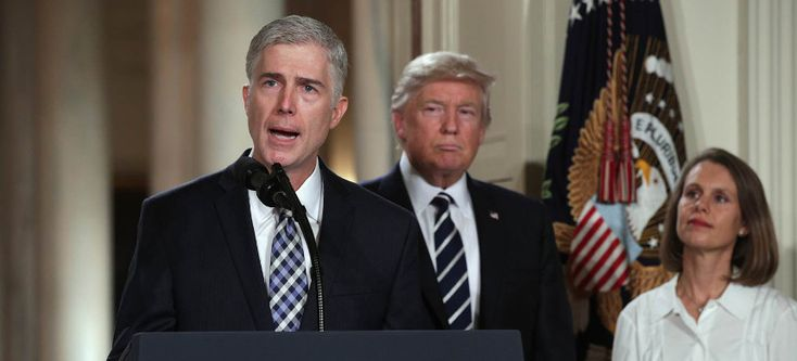 Are the Supremes About to Give Trump a Second Term?     Excerpt: The nine 'Justices' have just heard oral arguments in an Ohio voter registration case. If their decision goes with Secretary of State Jon Husted, it would mean Republicans like him throughout the United States will be able to scrub from the voter rolls millions of citizens merely because they are suspected of wishing to vote Democrat.