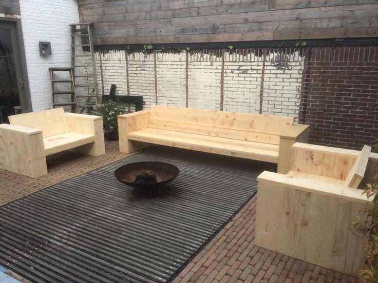 Nieuw bij lilian@home steigerhouten meubelen!