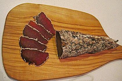 Rindfleisch, getrocknet (Rezept mit Bild) von nanncy100   Chefkoch.de